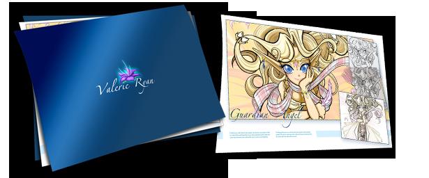 Tazmaa's Custom Anime Art & Commission Illustration Artist